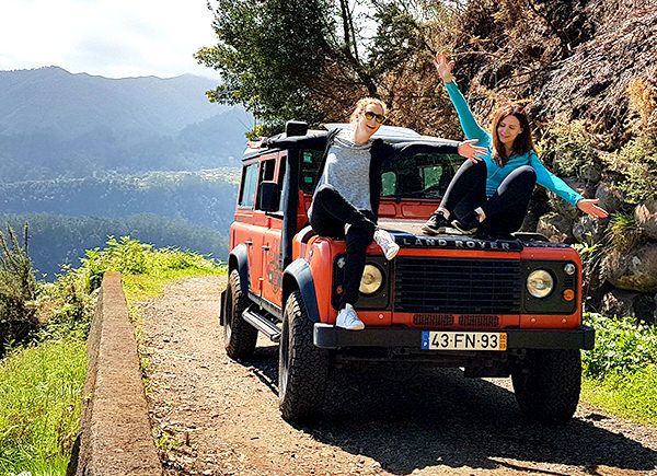 self drive tours madeira