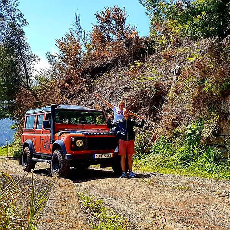 Old Forest - Jeep East Tour